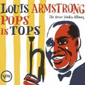 Louis Armstrong - Pops Is Tops: The Verve Studio Albums (Music CD)