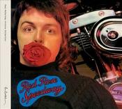 Paul McCartney and Wings - Red Rose Speedway (Music CD)