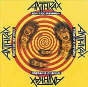 Anthrax - State Of Euphoria (Music CD)