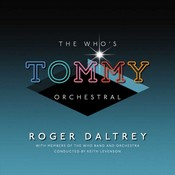 Roger Daltrey - The Who's Tommy Orchestral (Music CD)