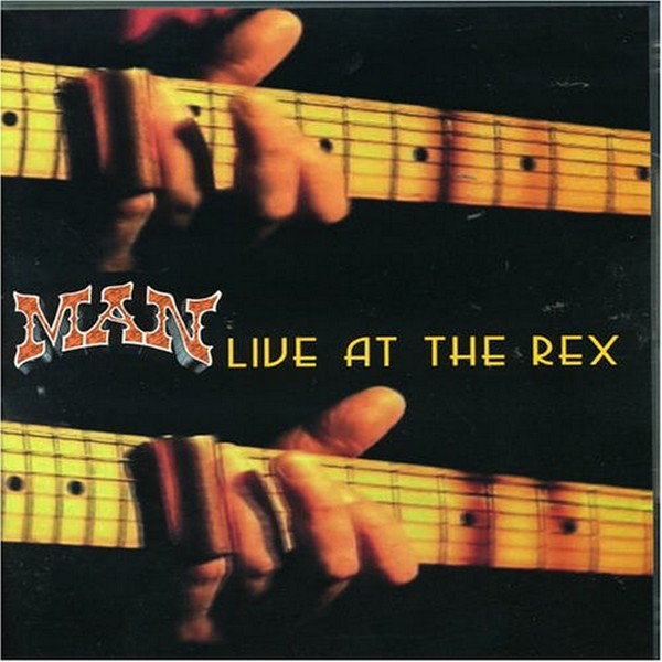 MAN-LIVE AT THE REX           (DVD)