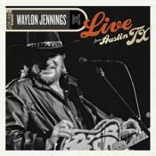 Waylon Jennings - Live From Austin Tx (vinyl)