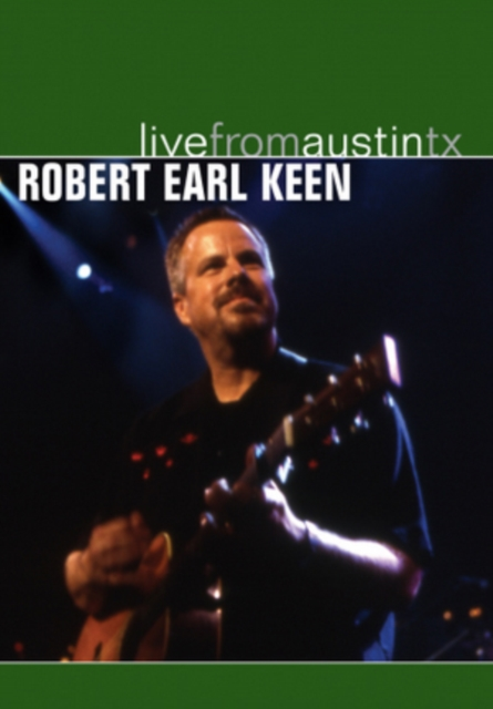 Robert Earl Keen - Live From Austin  Tx (DVD)