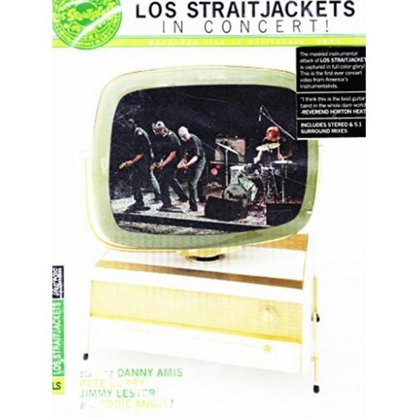 Los Straitjackets - In Concert! (DVD)