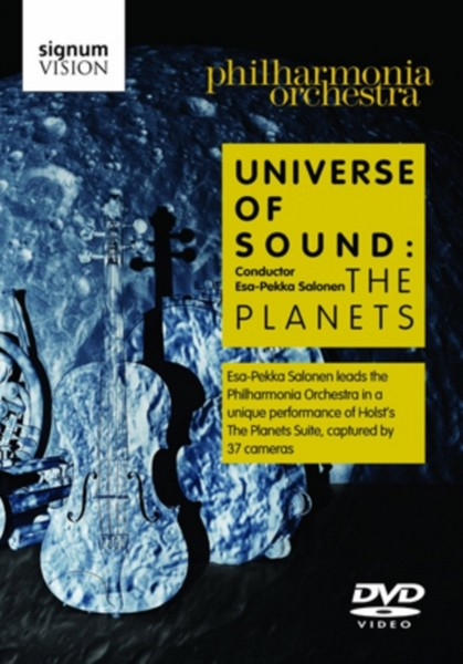 Universe Of Sound - The Planets