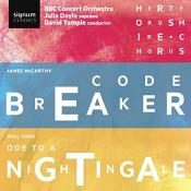 Codebreaker  Ode to a Nightingale (Music CD)