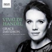 Handel / Vivaldi - Grace Davidson: Vivaldi/Handel (Music CD)