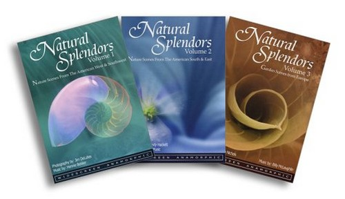 Natural Splendors - Vol. 1 - 3