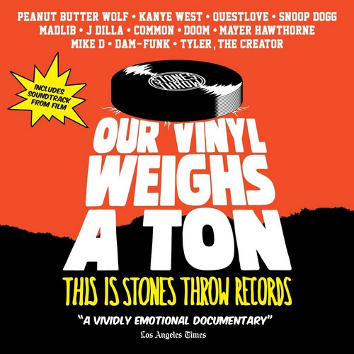 Various Artists - Our Vinyl Weighs A Ton : This Is Stones Throw Records [BLU-RAY & CD] (Blu-ray)