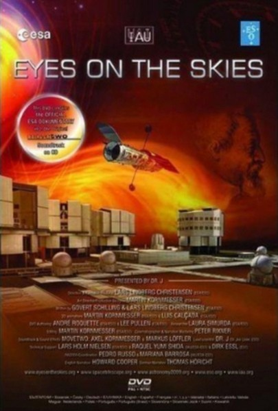 Eyes On The Skies (DVD)