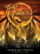 Fair Warning - Talking Ain't Enough - Live In Tokyo (DVD)