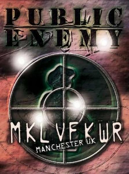 Public Enemy - Revolverution Tour 2003 Manchester UK (Two Discs)