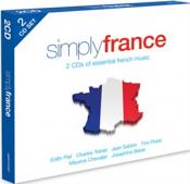 Various Artists - Simply France (2012) (Music CD)