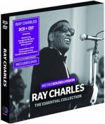 Ray Charles - The Essential Collection [2CD + DVD] (Music CD)