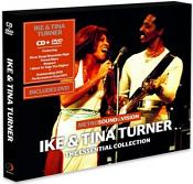 Ike Turner - Ike & Tina Turner: The Essential Collection (CD + DVD) (Music CD)