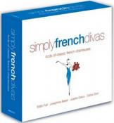 Various Artists - Simply French Divas (Music CD)