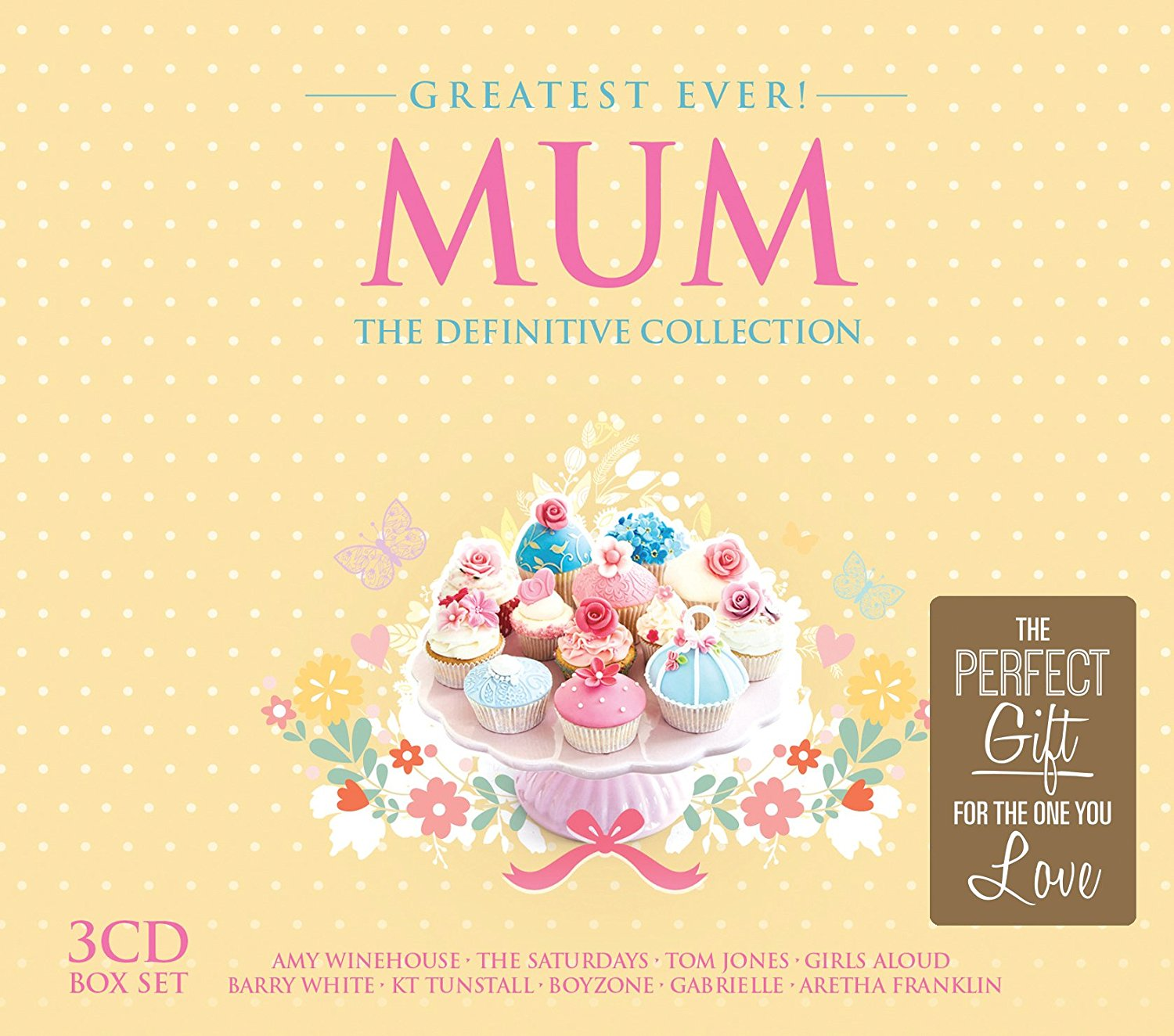 Various Artists -Greatest Ever Mum (3CD) (CD)
