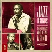 Various - Jazz Legends: The Musicians Who Define A Genre (Music CD)