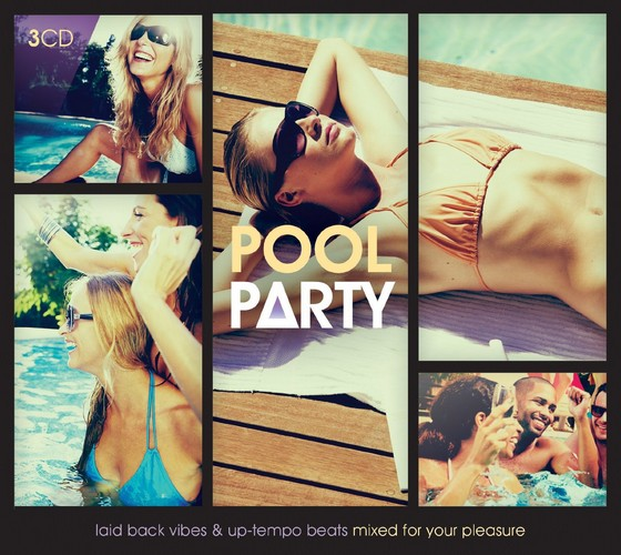 Pool Party 3CD