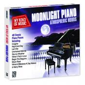 Various Artists - My Kind of Music (Moonlight Piano - Atmospheric Moods) (Music CD)