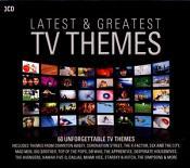 Various Artists - Latest & Greatest TV Themes (Music CD)