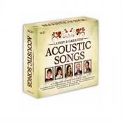 Various Artists - Latest & Greatest Acoustic Songs (Music CD)