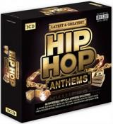 Various - Latest & Greatest Hiphop Anthems (Music CD)
