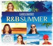 Various Artists - Latest & Greatest (R&B Summer) (Music CD)