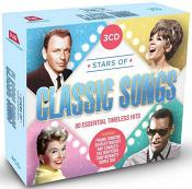 Various - Stars Of Classic Songs: 60 All-Time Classic Hits (Music CD)