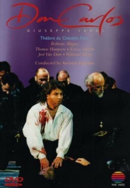 Verdi-Don Carlos. (DVD)