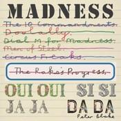 Madness - Oui Oui  Si Si  Ja Ja  Da Da (Music CD)