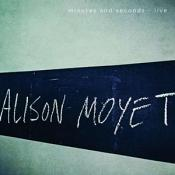 Alison Moyet - minutes and seconds - live (Music CD)