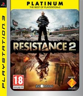 Resistance 2 - Platinum Edition (PS3)