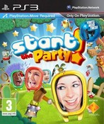 Start the Party: Move (PS3)