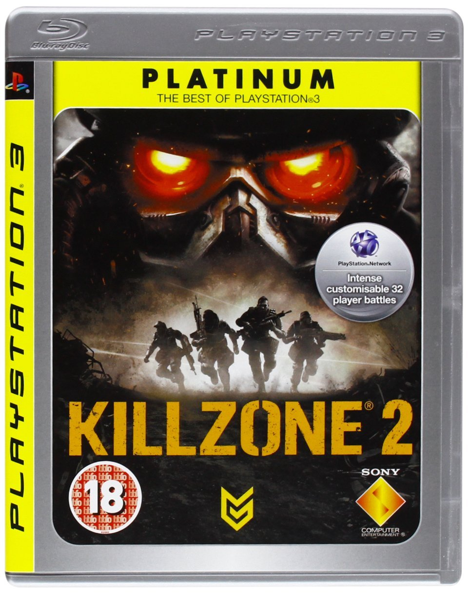 Killzone 2 - Platinum Edition (PS3)