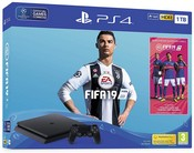 FIFA 19 1TB Bundle with FIFA 19 Ultimate Team Icons and Rare Player Pack (PS4)