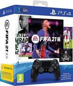 EA Sports Fifa 21 DualShock 4 Wireless Controller Bundle (PS4)
