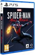 Marvel's Spider-Man: Miles Morales + Pre-Order Bonus (PS5)