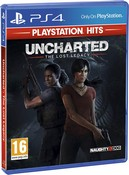 Uncharted: The Lost Legacy PlayStation Hits (PS4)