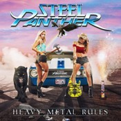 Steel Panther - Heavy Metal Rules (Music CD)