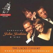 Jenkins: Fantasias and Arias