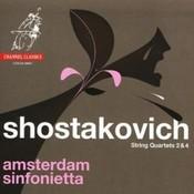 Shostakovich: String Quartets Nos 2 & 4 [SACD]
