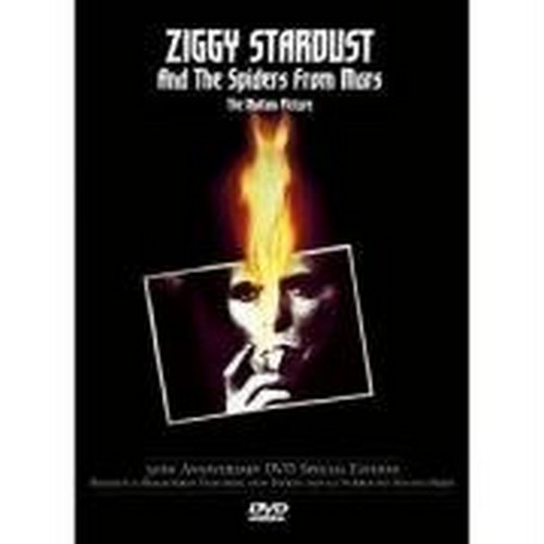 David Bowie - Ziggy Stardust And The Spiders From Mars (DVD)