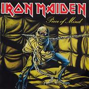 Iron Maiden - Piece Of Mind (Music CD)