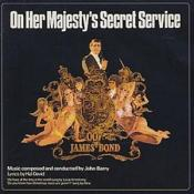 Original Soundtrack - On Her Majestys Secret Service (Music CD)