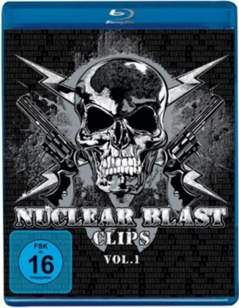 Nuclear Blast Clips Vol.1 (Blu-Ray)