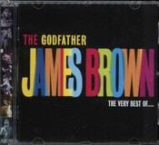 James Brown - The Godfather - Very Best Of (Music CD)