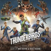 Ben Foster & Nick Foster - Thunderbirds Are Go Series 2 - Original TV Soundtrack (Music CD)