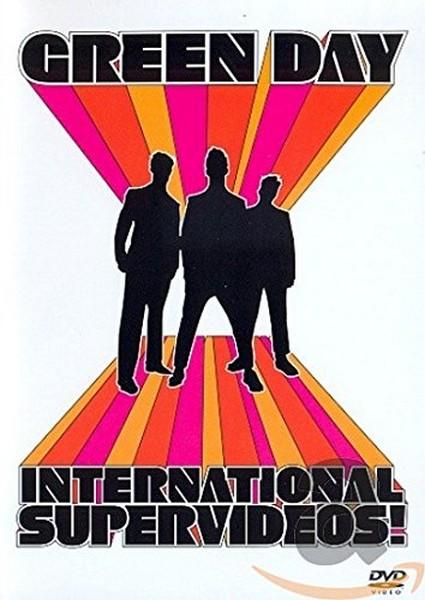Green Day - International Supervideos! (DVD)