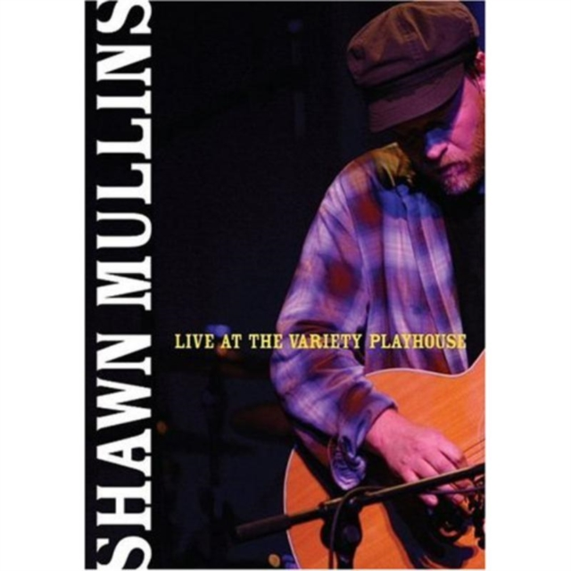Shawn Mullins - Live At The Variety Playhouse (DVD)